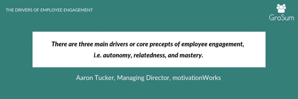 Aaron Tucker, Managing Director, motivationWorks
