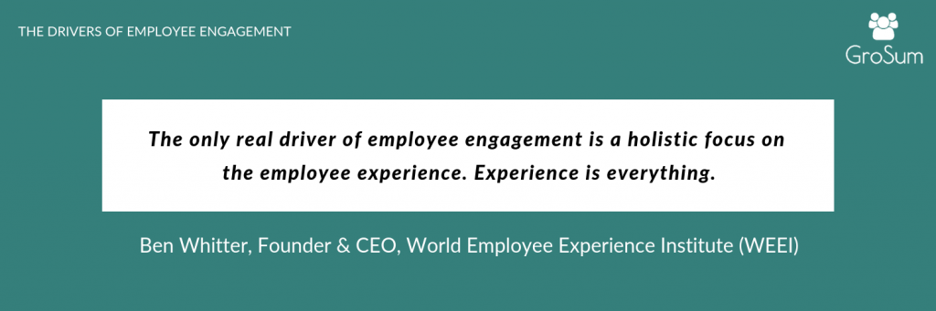 Ben Whitter, Founder & CEO, World Employee Experience Institute (WEEI)