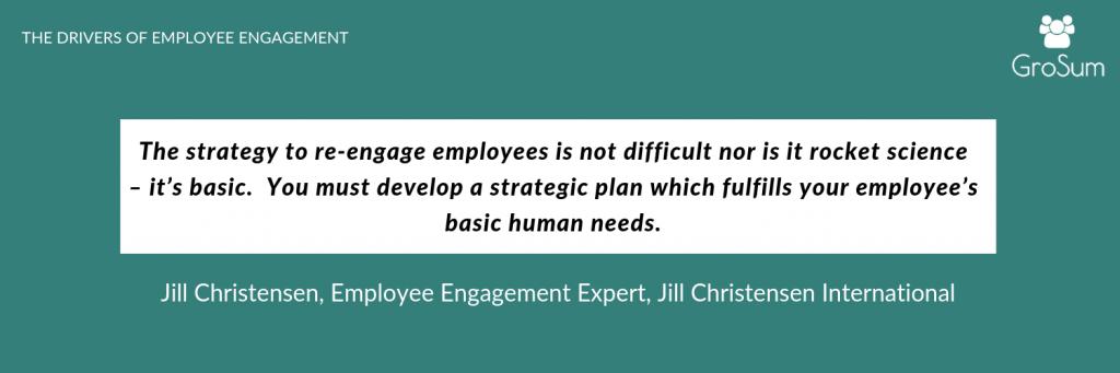 Jill Christensen, Employee Engagement Expert, Jill Christensen International