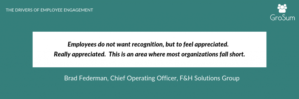 Brad Federman, Chief Operating Officer, F&H Solutions Group
