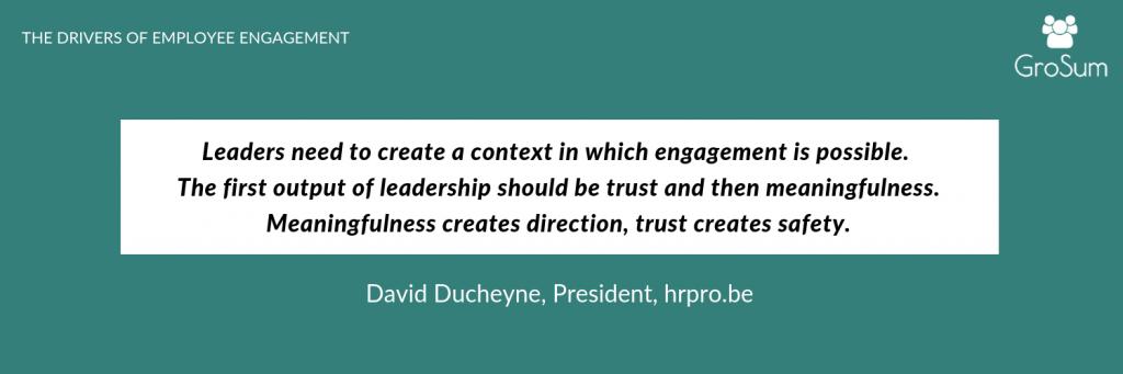 David Ducheyne, President, hrpro.be