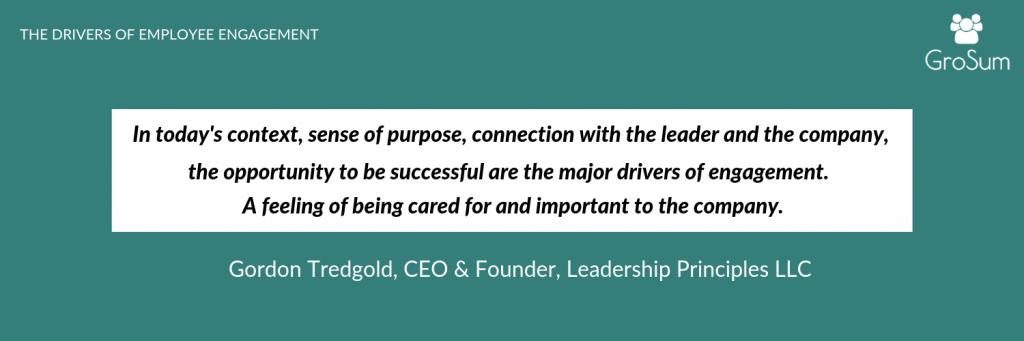 Gordon Tredgold, CEO & Founder, Leadership Principles LLC