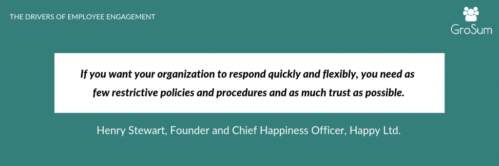 Henry Stewart, Founder and Chief Happiness Officer, Happy Ltd.