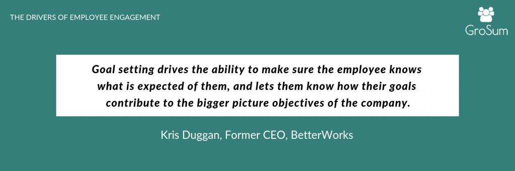 Kris Duggan, Former CEO, BetterWorks