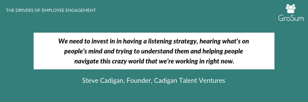 Steve Cadigan, Founder, Cadigan Talent Ventures