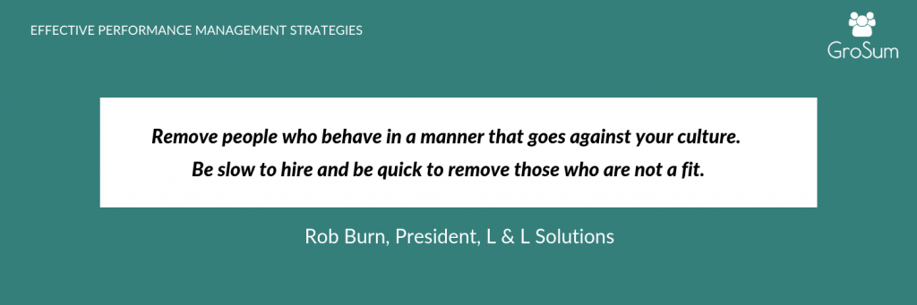 Rob Burn, President, L & L Solutions