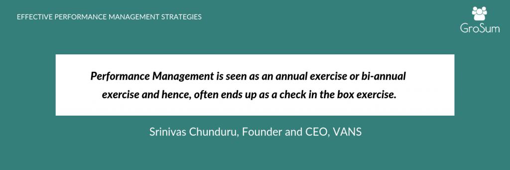 Srinivas Chunduru, Founder and CEO, VANS